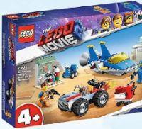 Emmets-Bennys Bau-Reparaturwerkstatt 70821 von Lego