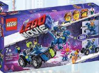 Rex Rextremes Offroad-Fahrzeug 70826 von Lego