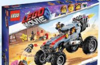 Emmets-Lucys Flucht-Buggy 70829 von Lego