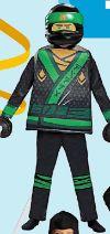Lego Ninjago Deluxe Kostüm von Jakks Pacific