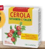 Cerola Vitamin C-Taler von Dr. Grandel