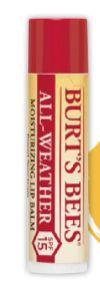 All-Weather Moisturizing Lip Balm von Burt's Bees