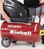 1-Zylinder-Kompressor TH-AC 200-24 OF von Einhell