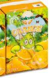 Orangenfruchtsaftgetränke von Solevita