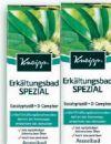 Erkältungsbad Spezial von Kneipp