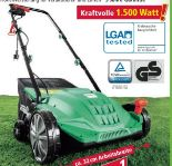Elektro-Vertikutierer-Rasenlüfter WR6001-1500 von Powertec Garden