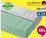 Komfortschaummatratze Greenfirst Excellent von Von Behren