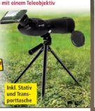 Zoom-Spektiv von Bresser