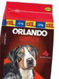 Hunde-Trockenfutter von Orlando