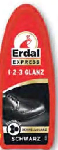Schuhpflege von Erdal