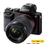 Systemkamera Alpha 7K von Sony