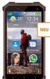 Smartphone X5 von Beafon