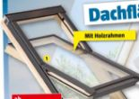Holz-Dachfenster Basic von Solid Elements