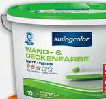 Wand-Deckenfarbe von Swingcolor