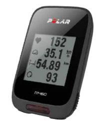 GPS-Fahrradcomputer M460 von Polar