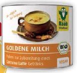Bio-Goldene-Milch Curcuma Latte von Raab Vitalfood