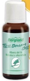 Bio Teebaumöl von Bergland