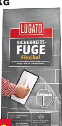 Sicherheitsfuge Flexibel von Lugato