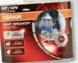 Night Breaker H7 von Osram