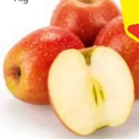 Äpfel von Pink Lady