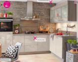 Eckküchenblock von Express Küchen