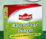 Rasenpflege Dünger von Grandiol