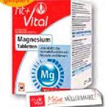 Magnesium Tabletten von Fit+Vital