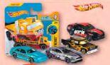 Hot Wheels Fahrzeuge von Mattel