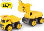 Maxi-Baufahrzeug von Big Spielwarenfabrik
