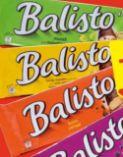 Schokoriegel von Balisto