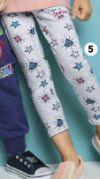 Kinder Lizenz Leggings von Nickelodeon