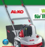 Benzin-Vertikutierer-Lüfter 38 P Combi Care von Al-ko