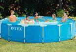 Frame Pool-Set Ultra Rondo von Intex