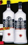 Vodka von Russian Standard