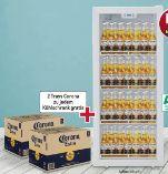 Glastür-Kühlschrank G-KS2495 von Silva Homeline