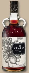Black Spiced Rum von The Kraken