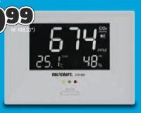 Luftqualitätsanzeige CO-60 von Voltcraft