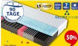 Schaummatratze Geltex Advance von Sembella