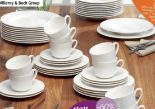 Speisegeschirr-Set New Basic White von Villeroy & Boch