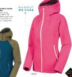 Damen Erwachsenen-Hooded Jacket Convey Tour HS von Mammut