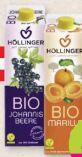 Bio-Fruchtsaftgetränk von Höllinger