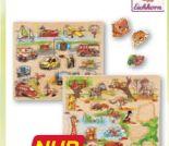 Figuren-Steckpuzzle von Eichhorn