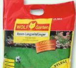 Rasen-Langzeitdünger von Wolf Garten