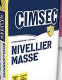 Nivelliermasse von Cimsec