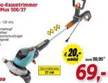 Elektro-Turbo-Rasentrimmer ComfortCut Plus 500-27 von Gardena
