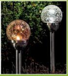 LED-Solar-Gartenleuchte von I-Glow