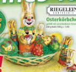 Osterkörbchen von Riegelein Confiserie