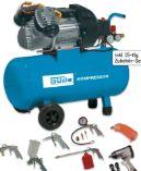 Kompressorset 400-10-50 DG von Güde