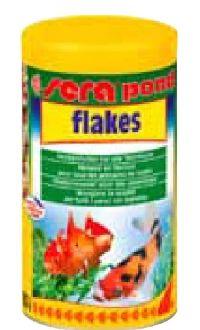 Pond Flakes von Sera