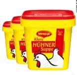 Klare Hühner Suppe von Maggi